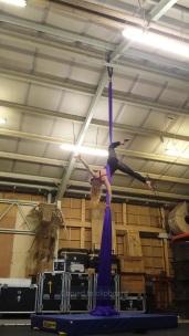 Aerial Silks 2014