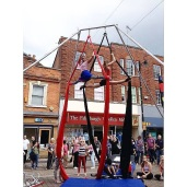 Guest Performer NoFit State Circus 2014